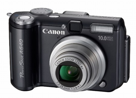 Canon Powershot A630 And A640 Digital Camera Review