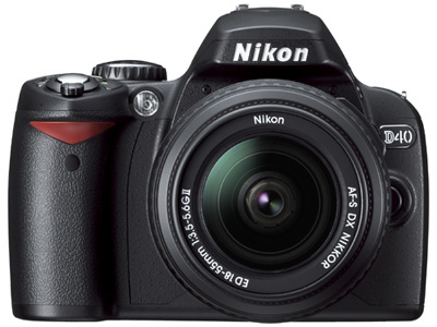 nikon d40 shots. nikon d40 shots. The D40 comes packaged with