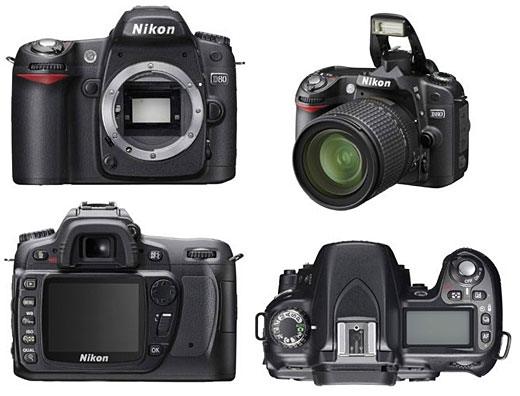 Nikon D80 Digital Camera Review - Digital Photography ...