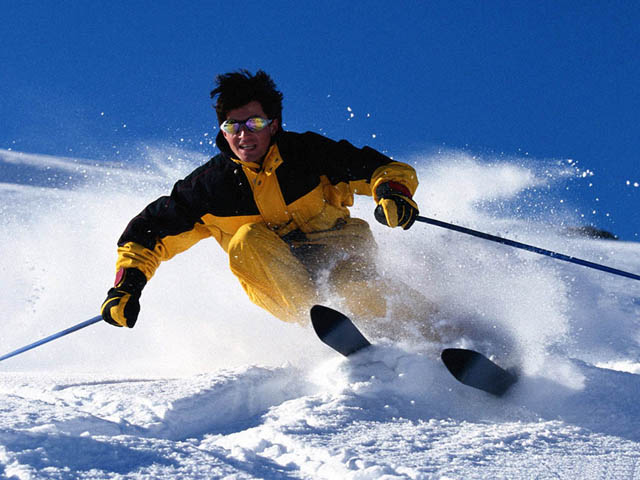 Winter sports tourists at higher risk of heart attack (Austria)