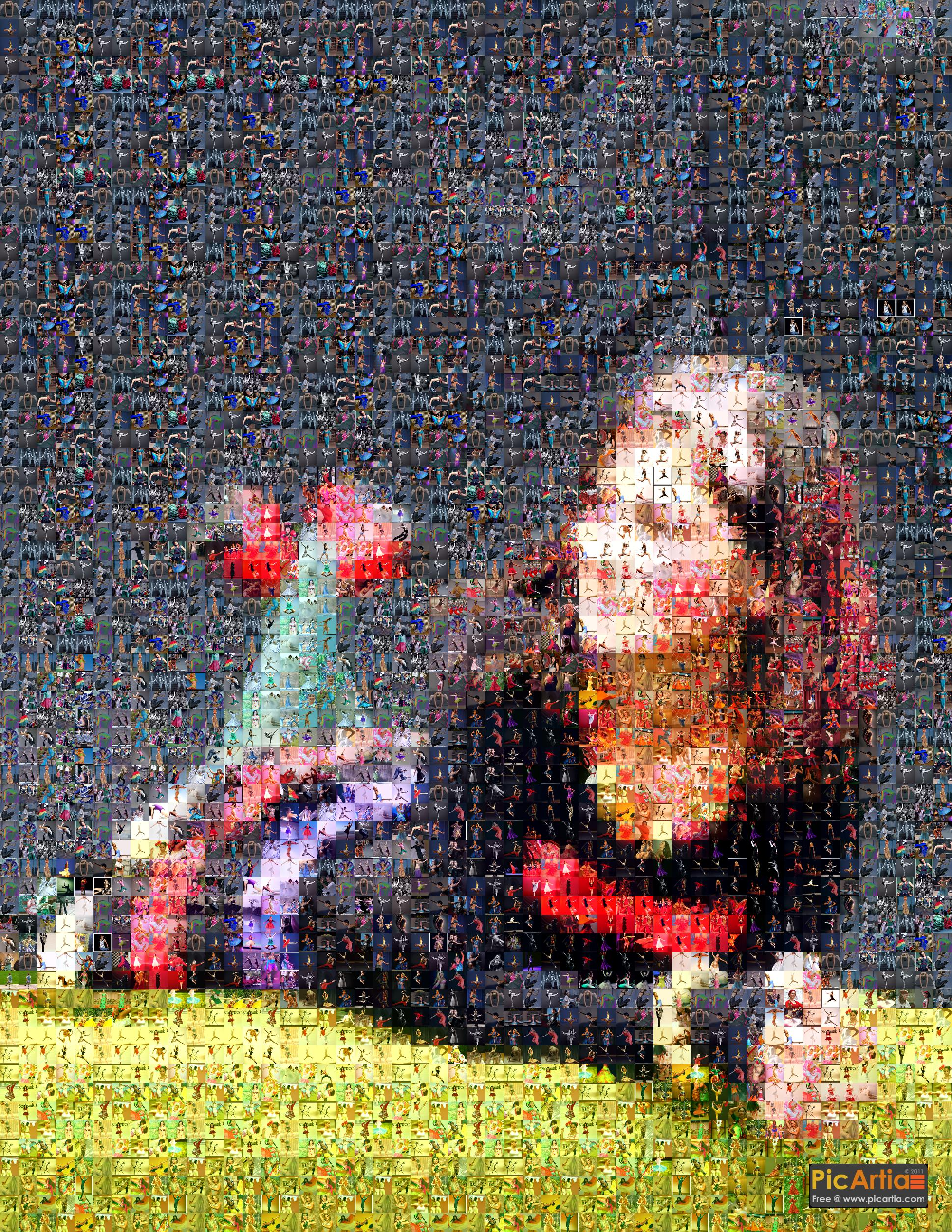 How To Quikly Create A Photo Mosaic For Free Digital