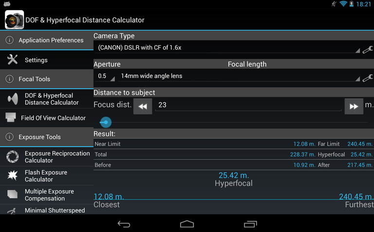 DOF-android-app2
